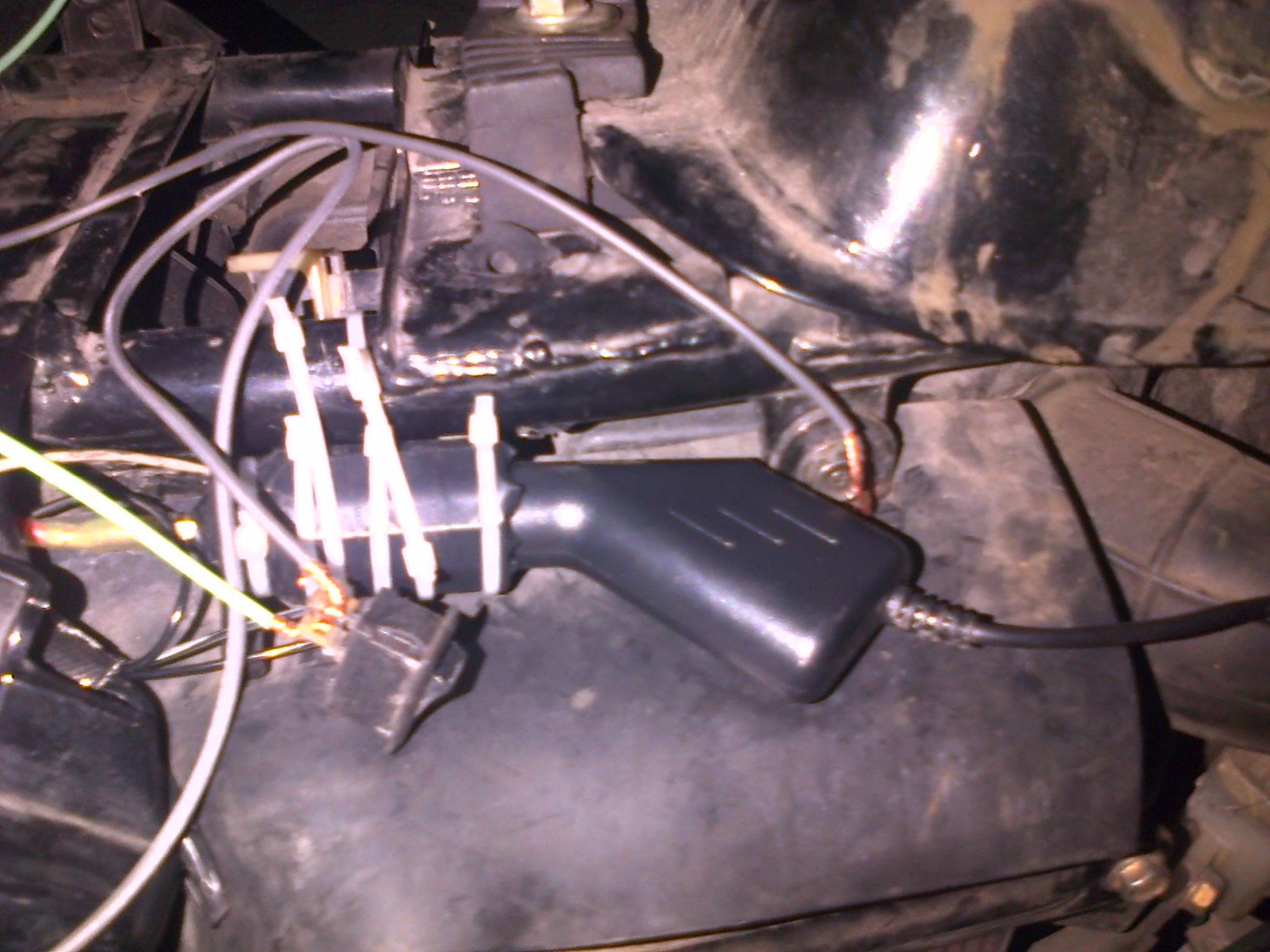 Pasang Charger Hp Gps Di Tiger Rc Item Motor Posisi Lighter Dan